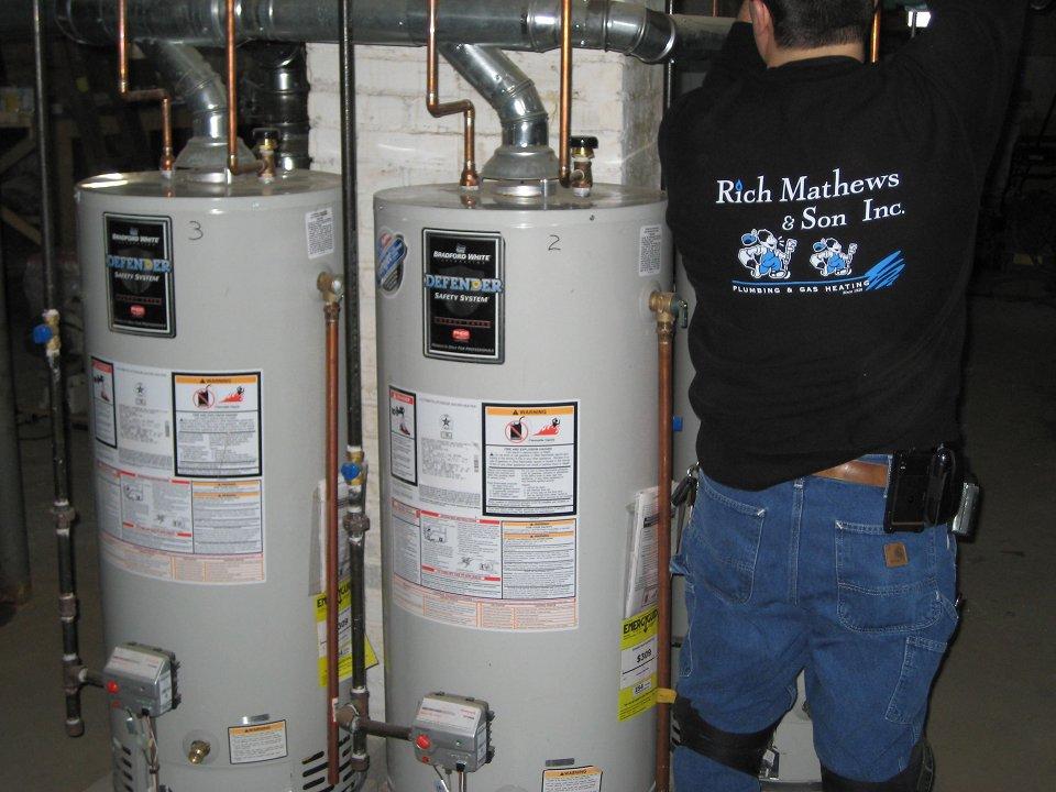 Bradford Water Heater >> Bradford White Tank Water Heater Installation Boston Water