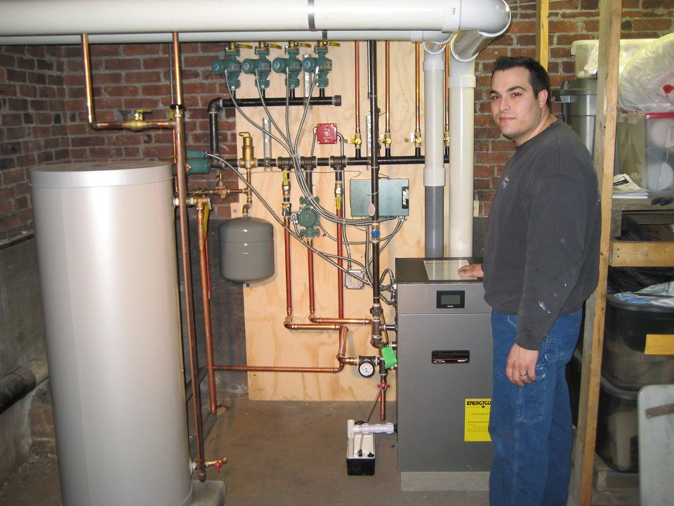 Water heaters gallery boston water heaters burnham alpine high efficiency with htp indirect water heater ccuart Gallery