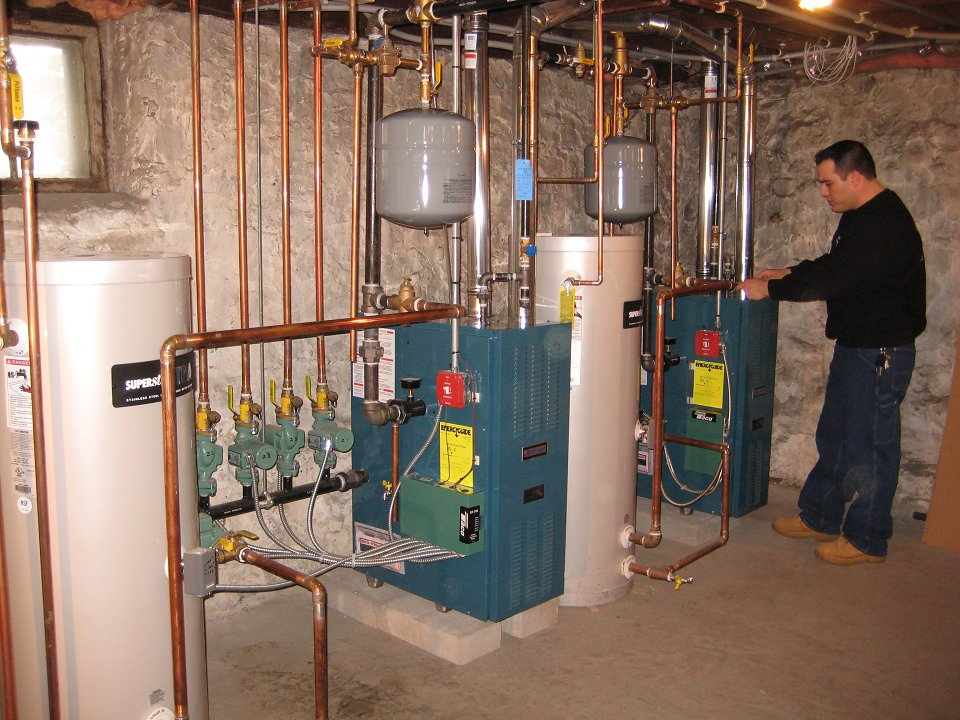 rich-jr-melrose-boiler-water-heater-installation - Boston Water Heaters